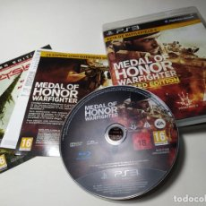 Videogiochi e Consoli: MEDAL OF HONOR WARFIGHTER ( PLAYSTATION 3 - PS3 - PAL - ESPAÑA ). Lote 220703407