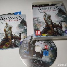 Videogiochi e Consoli: ASSASIN´S CREED 3 ( PLAYSTATION 3 - PS3 - PAL - ESPAÑA ). Lote 220899747