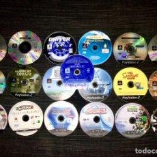 Jeux Vidéo et Consoles: LOTE PACK 19 VIDEOJUEGOS CONSOLA PLAYSTATION PS1 PS2 PS3 1 2 3 JUEGOS VIDEOCONSOLAS SONY. Lote 210751389