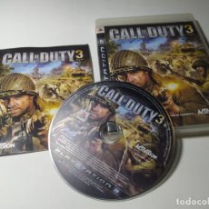 Videogiochi e Consoli: CALL OF DUTY 3 ( PLAYSTATION 3 - PS3 - PAL - ESPAÑA ). Lote 220980323