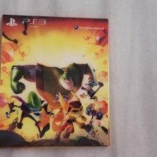 Videojuegos y Consolas: JUEGO PLAY 3 PORTADA 3D RATCHET CLANK TODOS PARA UNO. Lote 221114148