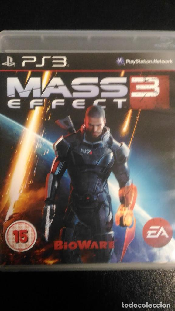 Videojuegos y Consolas: Mass Effect 2 y Mass Effect 3 PS3 Playstation 3 PAL ESP - Foto 3 - 221457568