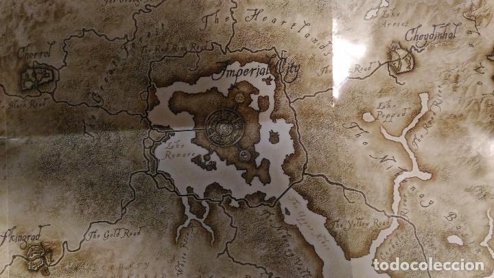Videojuegos y Consolas: Oblivion, The Elder Scrolls IV con mapa, PS3 Playstation 3 PAL ESP - Foto 4 - 221459256