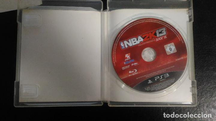 Videojuegos y Consolas: NBA2K13 PS3 Playstation 3 PAL ESP - Foto 3 - 221460392