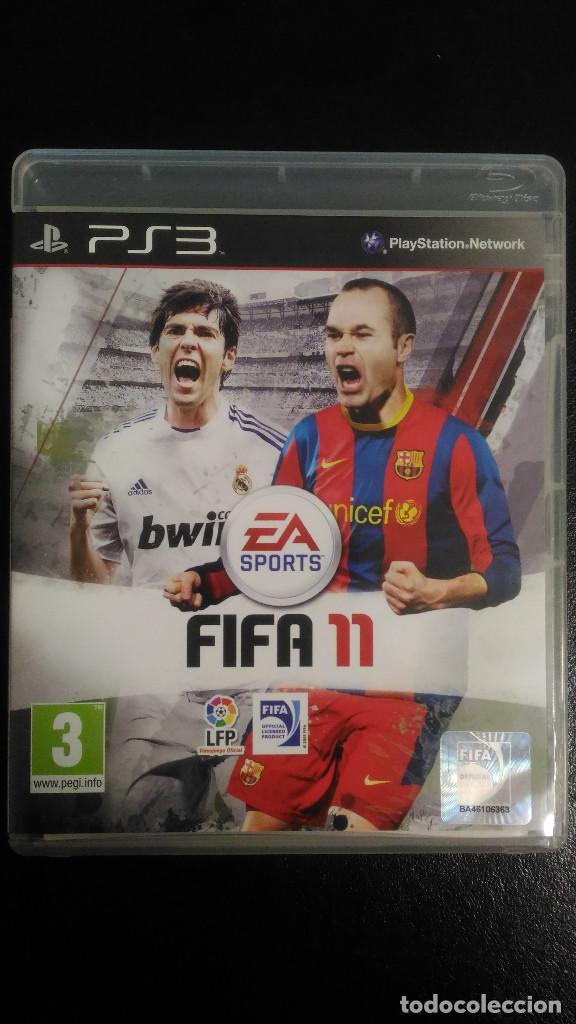 FIFA 11 EA SPORTS PS3 PLAYSTATION 3 (Juguetes - Videojuegos y Consolas - Sony - PS3)
