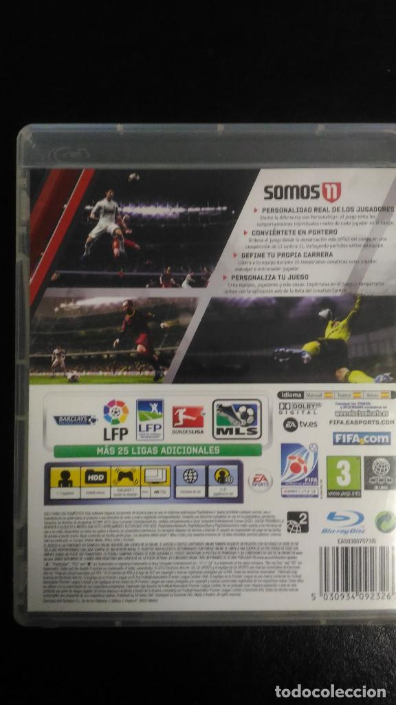 Videojuegos y Consolas: Fifa 11 EA Sports PS3 Playstation 3 - Foto 2 - 221461278