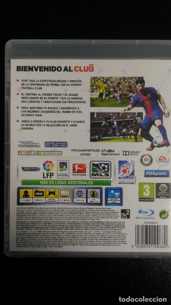 Videojuegos y Consolas: Fifa 13 EA Sports PS3 Playstation 3 PAL ESP - Foto 2 - 221461446