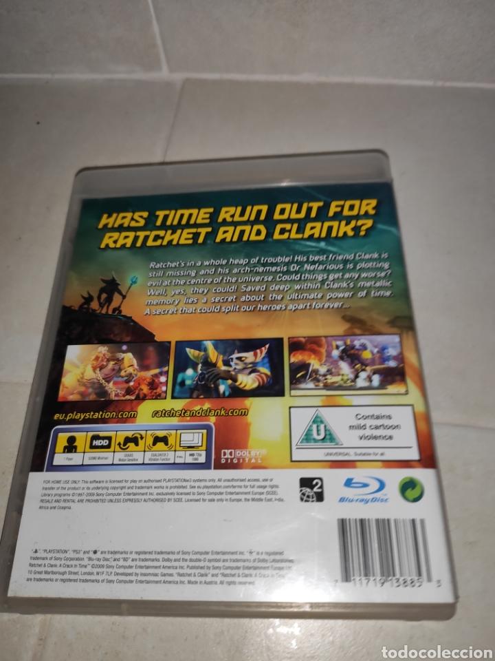 Videojuegos y Consolas: Ratchet clank ps3 - Foto 2 - 221462190
