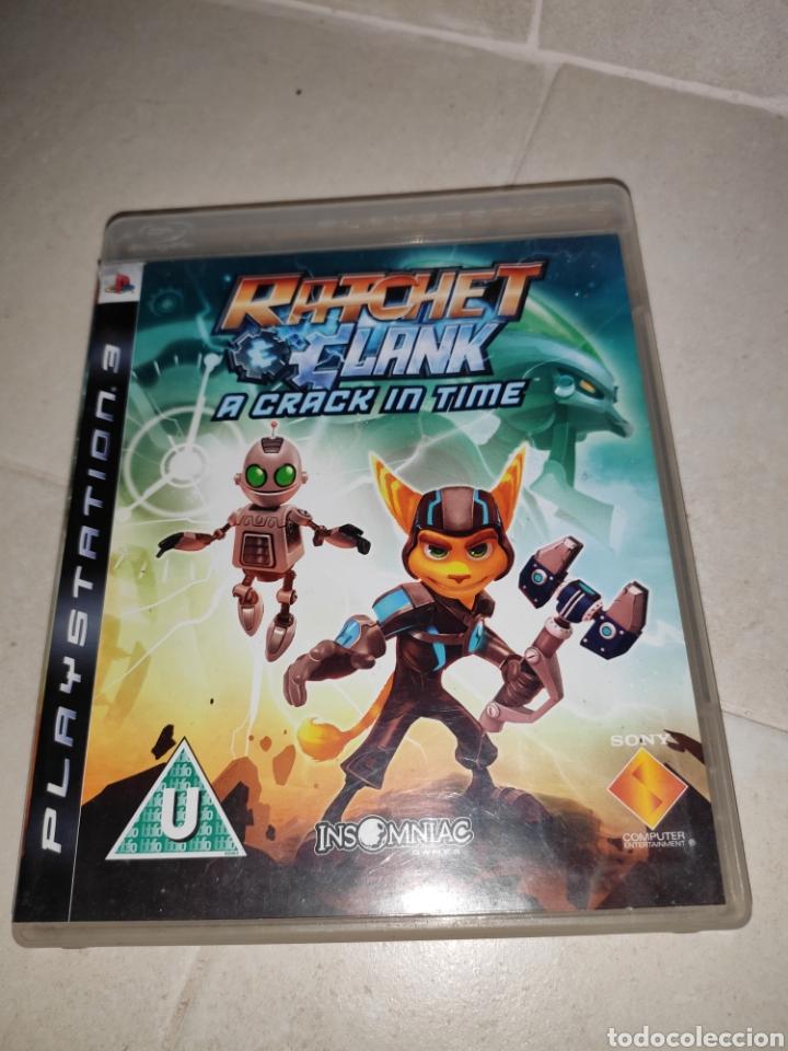 RATCHET CLANK PS3 (Juguetes - Videojuegos y Consolas - Sony - PS3)