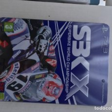 Videojuegos y Consolas: SBK X SUPERBIKE WORLD CHAMPIONSHIP SUPER BIKE 10 CAJA METALICA VACIA STEELBOOK KREATEN PS3. Lote 221532302