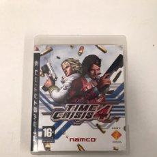 Videojuegos y Consolas: TIM CRISIS 4. Lote 221598402