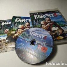 Videojuegos y Consolas: FAR CRY 3 ( PLAYSTATION 3 - PS3 - PAL - ESPAÑA). Lote 221602817