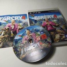 Videojuegos y Consolas: FAR CRY 4 ( PLAYSTATION 3 - PS3 - PAL - ESPAÑA). Lote 221602835