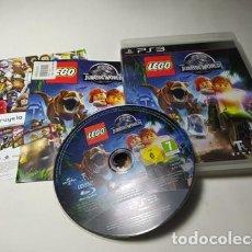 Videojuegos y Consolas: LEGO JURASSIC WORLD ( PLAYSTATION 3 - PS3 - PAL - ESPAÑA). Lote 221602915