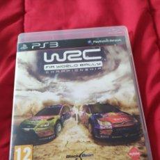 Videojuegos y Consolas: WRC PS3. Lote 221651362