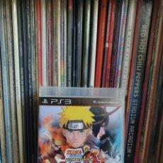 Videojuegos y Consolas: NARUTO ULTIMATE NINJA STORM GENERATIONS PS3. Lote 221804161