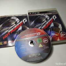 Videojuegos y Consolas: NEED FOR SPEED HOT PURSUIT - LIMITED EDITION ( PLAYSTATION 3 - PS3 - PAL - ESPAÑA). Lote 221833247