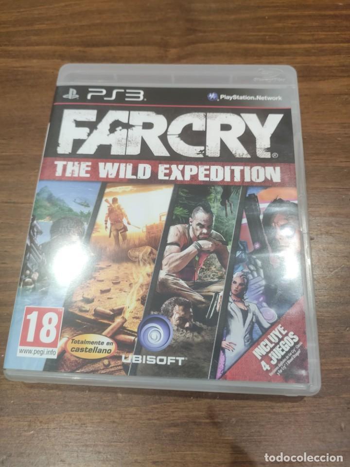 FARCRY THE WILD EXPEDITION - PS3 - MUY BUEN ESTADO (Juguetes - Videojuegos y Consolas - Sony - PS3)