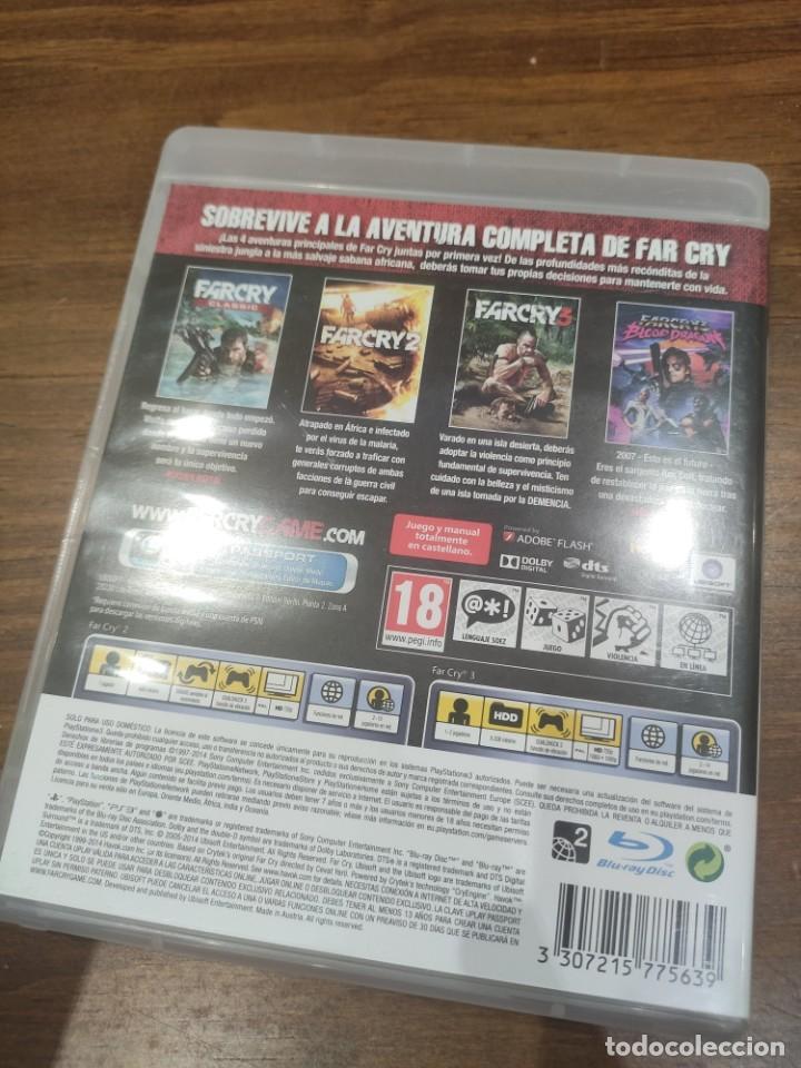 Videojuegos y Consolas: FarCry The wild Expedition - PS3 - Muy buen estado - Foto 2 - 222196916