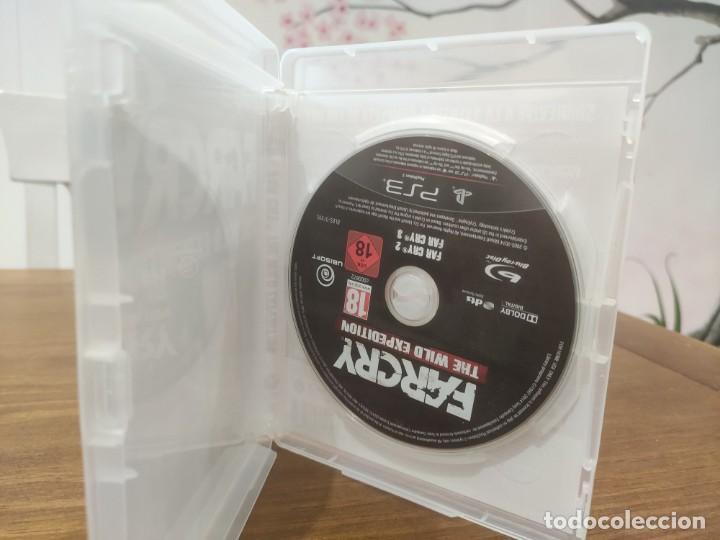Videojuegos y Consolas: FarCry The wild Expedition - PS3 - Muy buen estado - Foto 3 - 222196916