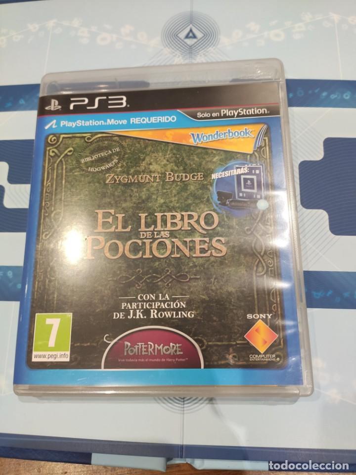 Videojuegos y Consolas: Libro WonderBook y 4 juegos + Manuales - PS3 - Muy buen estado - Foto 5 - 222297107