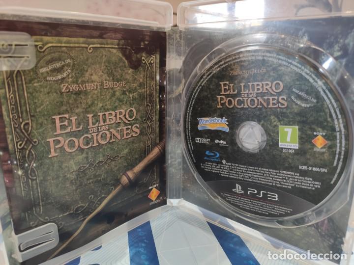 Videojuegos y Consolas: Libro WonderBook y 4 juegos + Manuales - PS3 - Muy buen estado - Foto 6 - 222297107