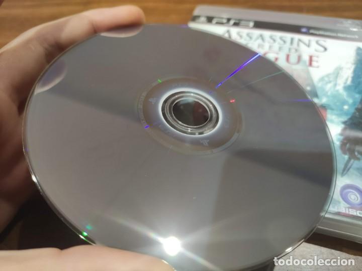 Videojuegos y Consolas: Assassins Creed Rogue + Manual - PS3 - Muy buen estado (LEER DESCRIPCION) - Foto 4 - 222300731