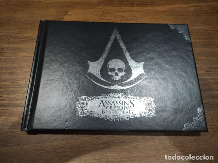 Videojuegos y Consolas: Assassins Creed Libros de arte, postales, cartas, mapas - Muy buen estado (LEER DESCRIPCION) - Foto 2 - 222300815