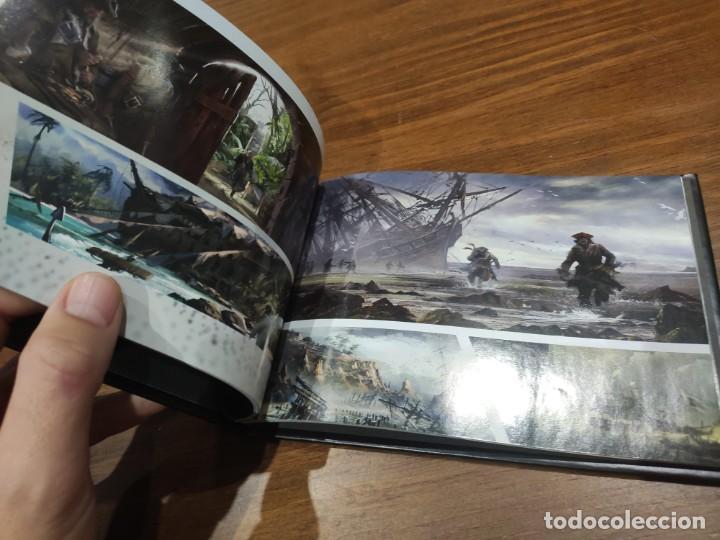 Videojuegos y Consolas: Assassins Creed Libros de arte, postales, cartas, mapas - Muy buen estado (LEER DESCRIPCION) - Foto 3 - 222300815