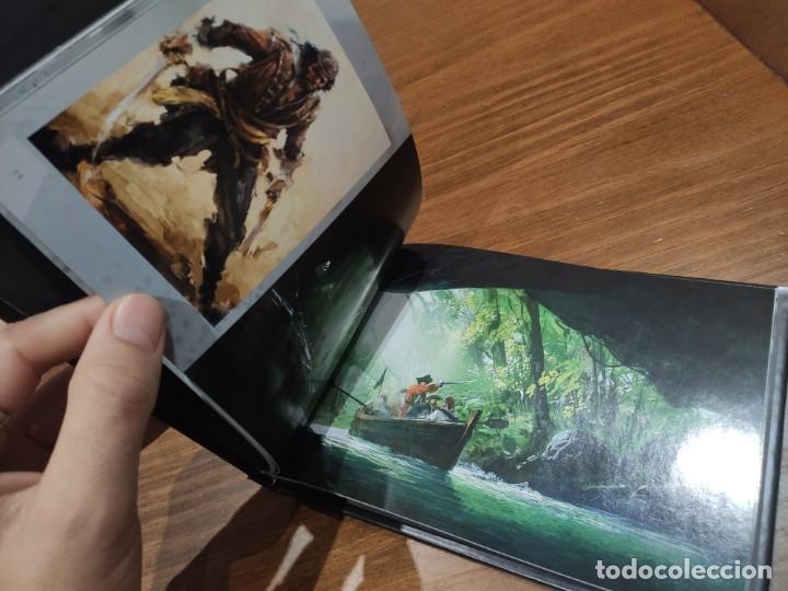 Videojuegos y Consolas: Assassins Creed Libros de arte, postales, cartas, mapas - Muy buen estado (LEER DESCRIPCION) - Foto 4 - 222300815