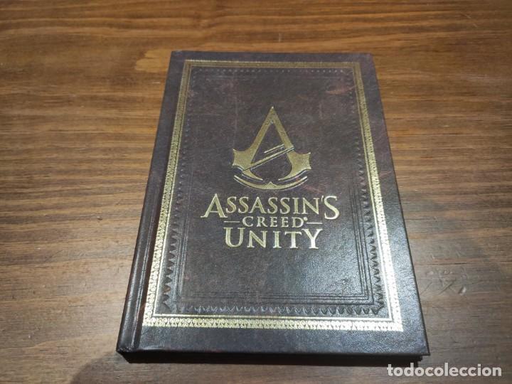 Videojuegos y Consolas: Assassins Creed Libros de arte, postales, cartas, mapas - Muy buen estado (LEER DESCRIPCION) - Foto 5 - 222300815