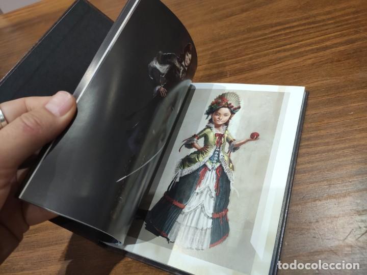 Videojuegos y Consolas: Assassins Creed Libros de arte, postales, cartas, mapas - Muy buen estado (LEER DESCRIPCION) - Foto 6 - 222300815