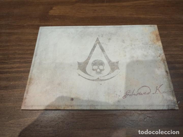 Videojuegos y Consolas: Assassins Creed Libros de arte, postales, cartas, mapas - Muy buen estado (LEER DESCRIPCION) - Foto 8 - 222300815