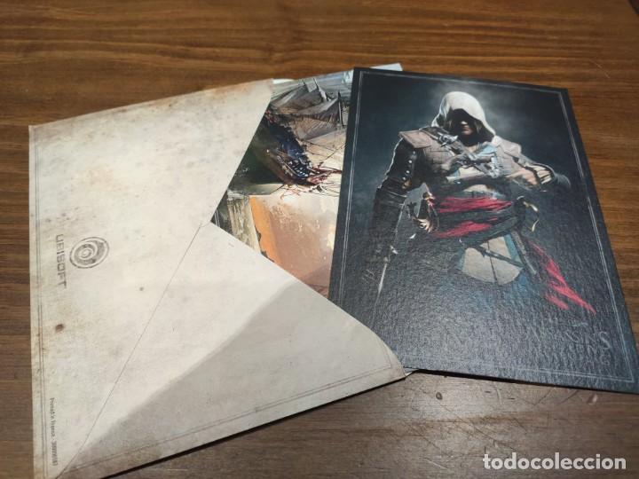Videojuegos y Consolas: Assassins Creed Libros de arte, postales, cartas, mapas - Muy buen estado (LEER DESCRIPCION) - Foto 9 - 222300815