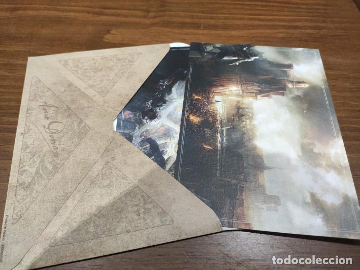 Videojuegos y Consolas: Assassins Creed Libros de arte, postales, cartas, mapas - Muy buen estado (LEER DESCRIPCION) - Foto 11 - 222300815