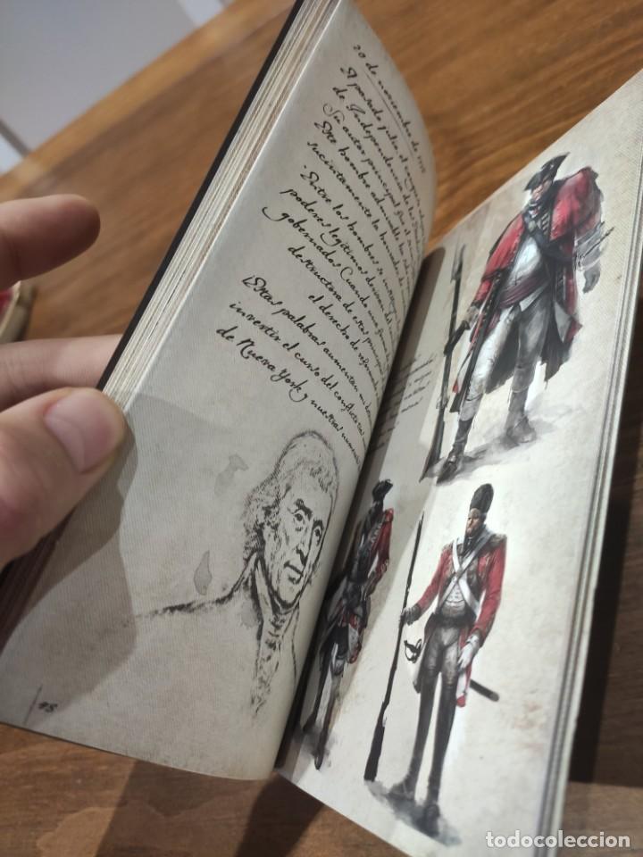 Videojuegos y Consolas: Assassins Creed Libros de arte, postales, cartas, mapas - Muy buen estado (LEER DESCRIPCION) - Foto 14 - 222300815