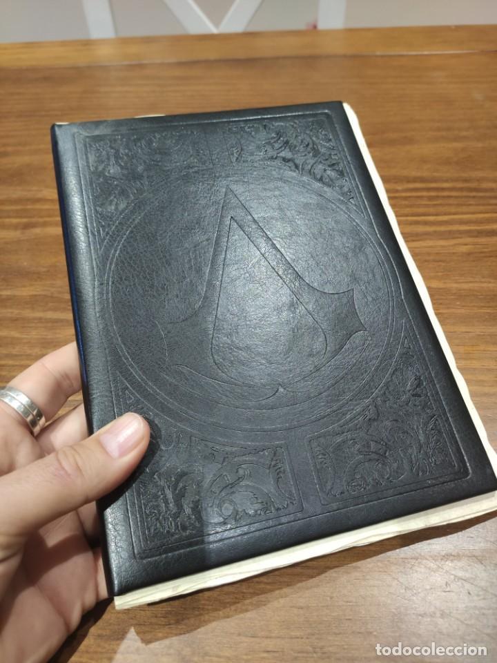 Videojuegos y Consolas: Assassins Creed Libros de arte, postales, cartas, mapas - Muy buen estado (LEER DESCRIPCION) - Foto 15 - 222300815