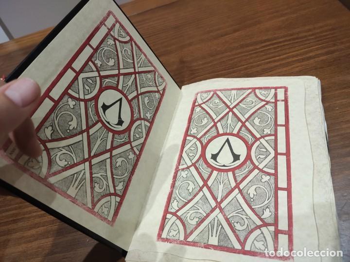 Videojuegos y Consolas: Assassins Creed Libros de arte, postales, cartas, mapas - Muy buen estado (LEER DESCRIPCION) - Foto 18 - 222300815
