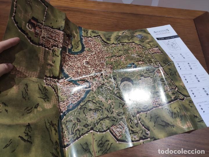 Videojuegos y Consolas: Assassins Creed Libros de arte, postales, cartas, mapas - Muy buen estado (LEER DESCRIPCION) - Foto 20 - 222300815