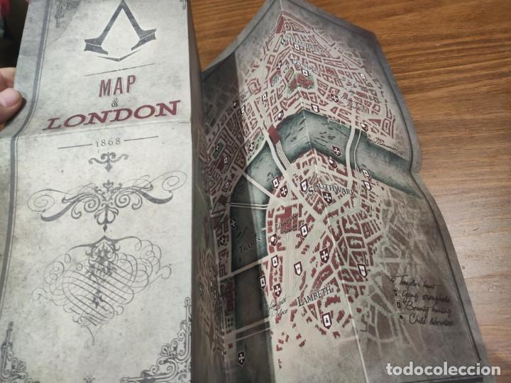 Videojuegos y Consolas: Assassins Creed Libros de arte, postales, cartas, mapas - Muy buen estado (LEER DESCRIPCION) - Foto 21 - 222300815
