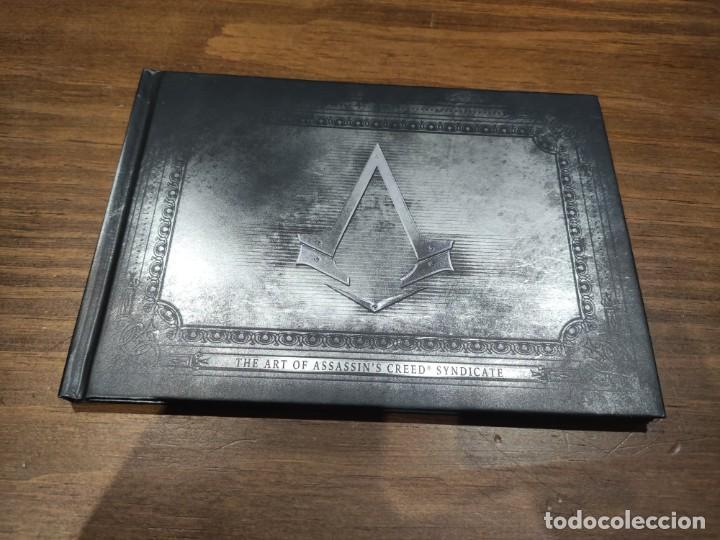 Videojuegos y Consolas: Assassins Creed Libros de arte, postales, cartas, mapas - Muy buen estado (LEER DESCRIPCION) - Foto 22 - 222300815