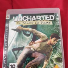 Videogiochi e Consoli: UNCHARTED PS3. Lote 222423376