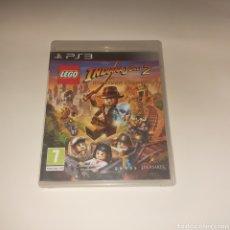 Videojuegos y Consolas: JUEGO PS3 INDIANA JONES 2 LEGO. Lote 222537282