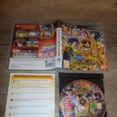 Videojuegos y Consolas: PS3 SAINT SEIYA BRAVE SOLDIERS PAL ESP SIN MANUAL. Lote 222686153