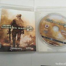 Videojuegos y Consolas: JUEGO PS3 CALL OF DUTY MODERN WARFARE 2. Lote 223758931