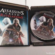 Videojuegos y Consolas: JUEGO PS3 ASSASSINS CREED REVELATIONS. EDICIÓN ESPECIAL. Lote 223760275