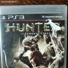 Videojuegos y Consolas: HUNTED, THE DEMON'S FORGE - PS3 PLAYSTATION 3. PAL -. Lote 228621630