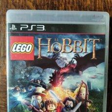 Videojuegos y Consolas: EL HOBBIT DE LEGO - PS3 PLAYSTATION 3. PAL -. Lote 228623663