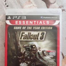 Videogiochi e Consoli: FALLOUT 3 - PS3 - PLAYSTATION 3 - IDIOMA: INGLES. Lote 229038710