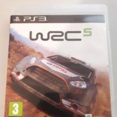 Videojuegos y Consolas: WORLD RALLY CHAMPIONSHIP 5 WRC PS3 PLAYSTATION 3 JUEGO VIDEOCONSOLA. Lote 229129995